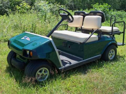 1998 Club Car golf cart for sale at Red Barn Motors, Inc. in Ludlow MA