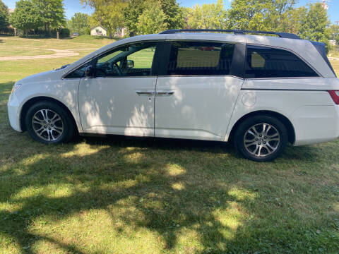 2011 Honda Odyssey for sale at Midway Car Sales in Austin MN