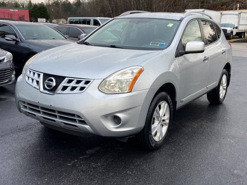 2012 Nissan Rogue for sale at Luxury Auto Innovations in Flowery Branch GA