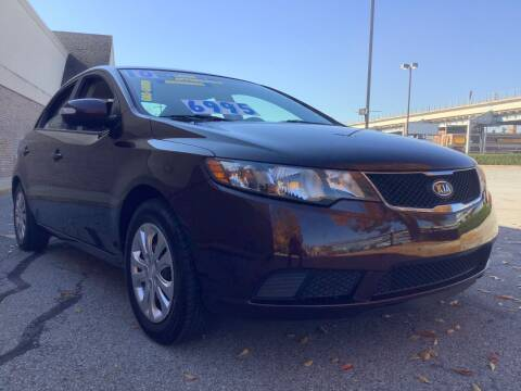 2010 Kia Forte for sale at Active Auto Sales Inc in Philadelphia PA