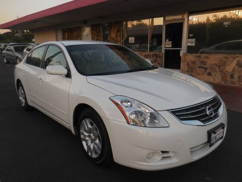 2012 Nissan Altima for sale at Auto 4 Less in Fremont CA
