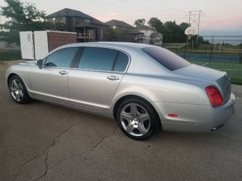 2007 Bentley Continental for sale at Classic Car Deals in Cadillac MI