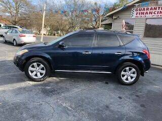 2007 Nissan Murano for sale at Howard Johnson's  Auto Mart, Inc. in Hot Springs AR
