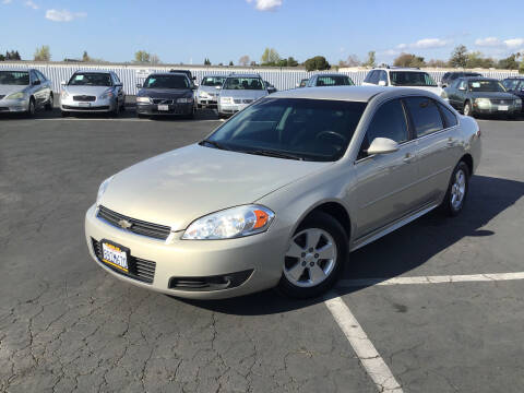 2011 Chevrolet Impala for sale at My Three Sons Auto Sales in Sacramento CA