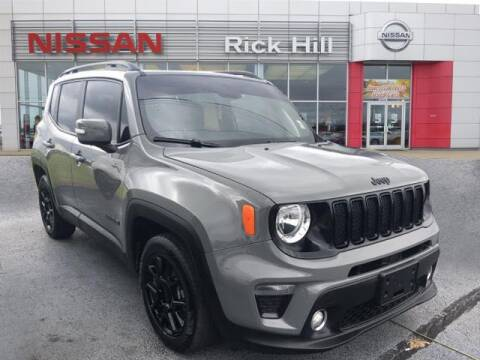 2020 Jeep Renegade for sale at Rick Hill Auto Credit in Dyersburg TN