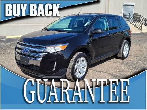 2013 Ford Edge for sale at Reliable Auto Sales in Las Vegas NV