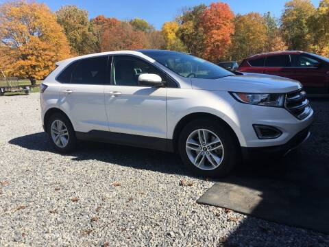 2016 Ford Edge for sale at Young's Automotive LLC in Stillwater PA