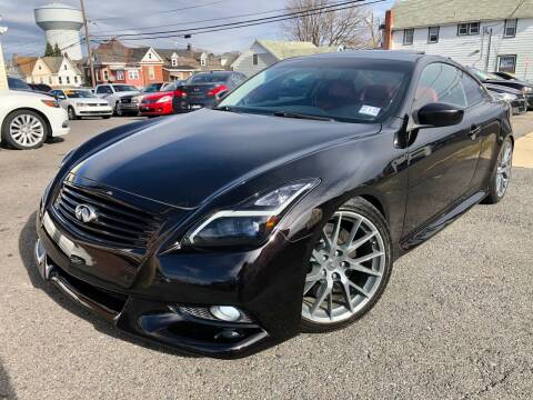 2011 Infiniti G37 Coupe for sale at Majestic Auto Trade in Easton PA