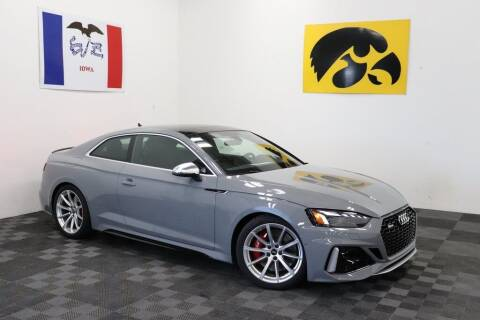 2021 Audi RS 5 for sale at Carousel Auto Group in Iowa City IA