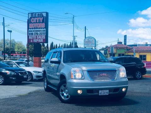 2008 GMC Yukon XL for sale at City Motors in Hayward CA