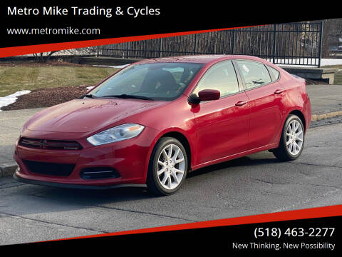 2013 Dodge Dart for sale at Metro Mike Trading & Cycles in Albany NY