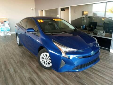 2017 Toyota Prius for sale at Golden State Auto Inc. in Rancho Cordova CA