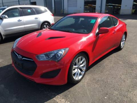 2013 Hyundai Genesis Coupe for sale at Adams Auto Group Inc. in Charlotte NC