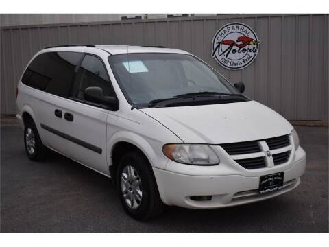 2007 Dodge Grand Caravan for sale at Chaparral Motors in Lubbock TX