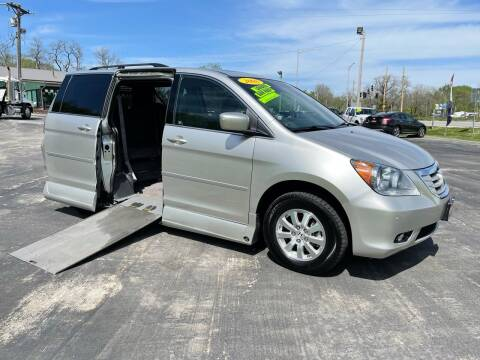 2008 Honda Odyssey for sale at A & S Auto and Truck Sales in Platte City MO