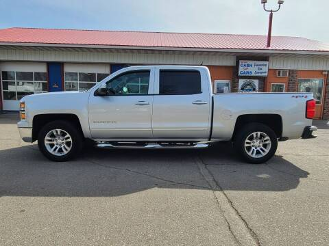 2015 Chevrolet Silverado 1500 for sale at Twin City Motors in Grand Forks ND