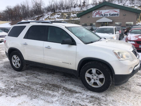 2008 GMC Acadia for sale at Gilly's Auto Sales in Rochester MN