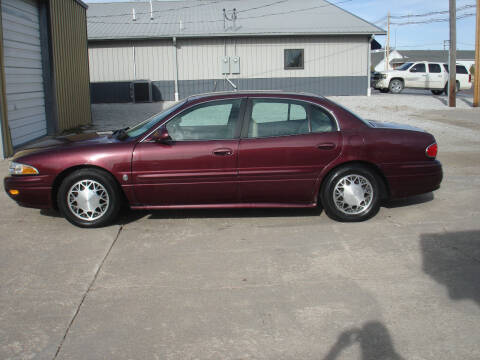 2004 Buick LeSabre for sale at Walter Motor Company in Norton KS