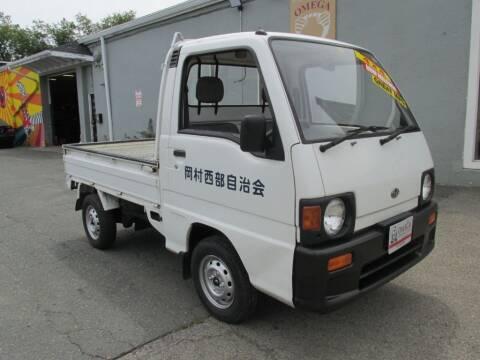 1991 Subaru SAMBAR V for sale at Omega Auto & Truck Center, Inc. in Salem MA