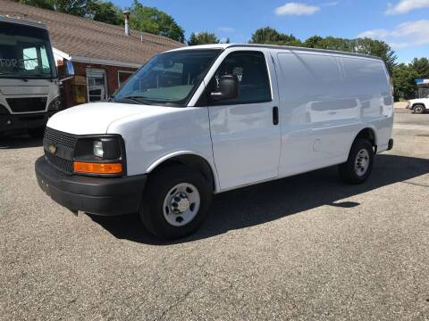 2015 Chevrolet Express Cargo for sale at J.W.P. Sales in Worcester MA