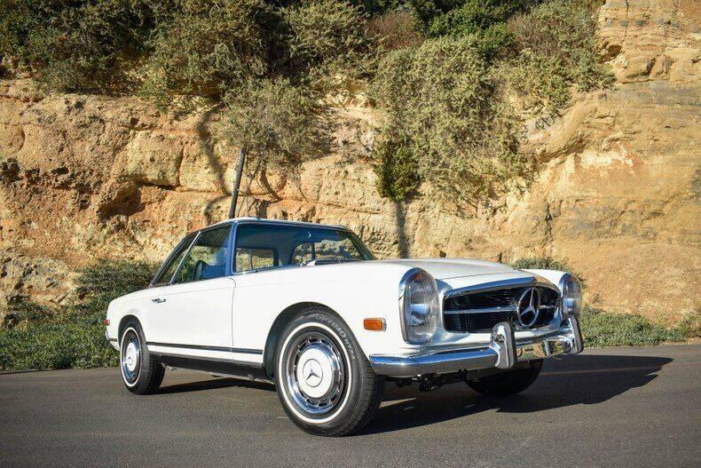 1971 Mercedes-Benz 280-Class for sale in Costa Mesa, CA