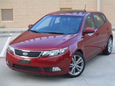 2012 Kia Forte5 for sale at Executive Motor Group in Houston TX
