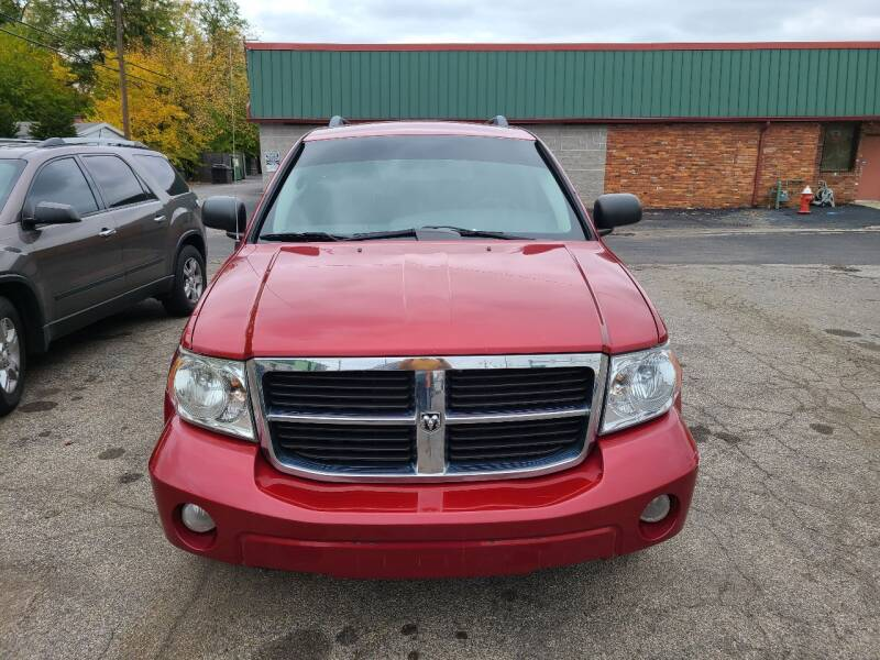 2007 Dodge Durango for sale at Johnny's Motor Cars in Toledo OH