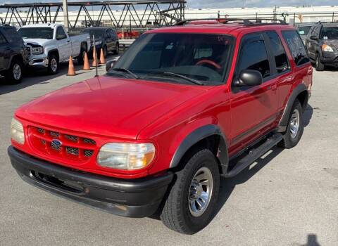 1998 Ford Explorer for sale at Cobalt Cars in Atlanta GA
