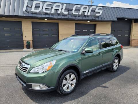 2010 Subaru Outback for sale at I-Deal Cars in Harrisburg PA