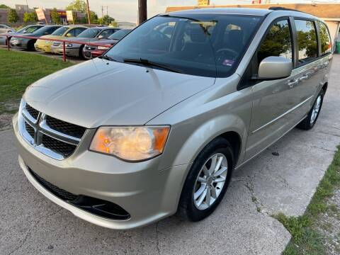 2013 Dodge Grand Caravan for sale at Cash Car Outlet in Mckinney TX