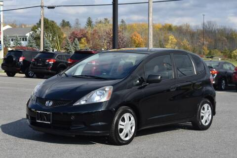 2010 Honda Fit for sale at Broadway Garage of Columbia County Inc. in Hudson NY