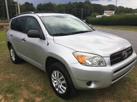 2007 Toyota RAV4 for sale at Atlanta United Motors in Buford GA