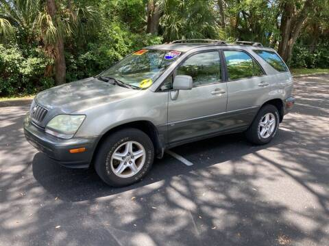 2001 Lexus RX 300 for sale at AUTO IMAGE PLUS in Tampa FL