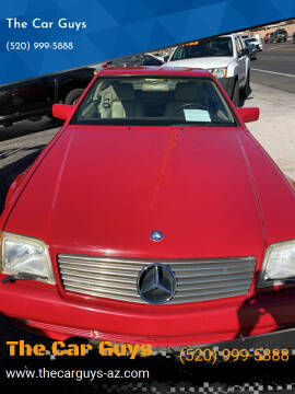 1994 Mercedes-Benz SL-Class for sale at The Car Guys in Tucson AZ