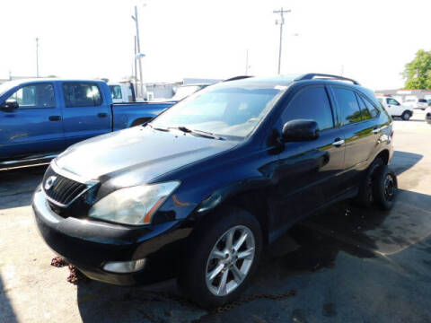 2009 Lexus RX 350 for sale at WOOD MOTOR COMPANY in Madison TN