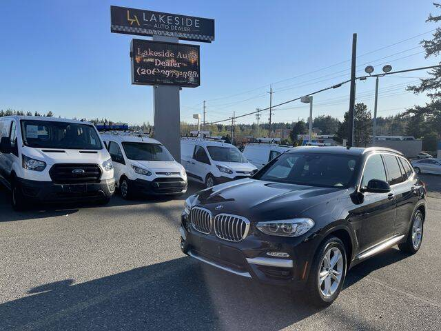 2019 BMW X3 for sale at Lakeside Auto in Lynnwood WA