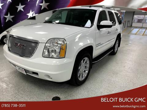 2007 GMC Yukon for sale at Beloit Buick GMC in Beloit KS