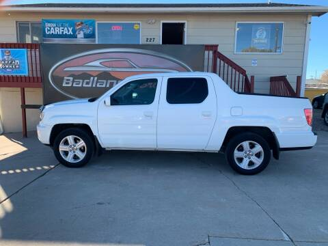 2011 Honda Ridgeline for sale at Badlands Brokers in Rapid City SD