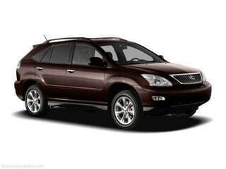 2009 Lexus RX 350 for sale at BORGMAN OF HOLLAND LLC in Holland MI
