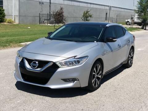 2017 Nissan Maxima for sale at FRANK MOTORS INC in Kansas City KS