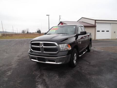 2014 RAM Ram Pickup 1500 for sale at Dietsch Sales & Svc Inc in Edgerton OH