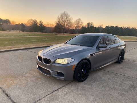 2013 BMW M5 for sale at Legacy Motor Sales in Norcross GA