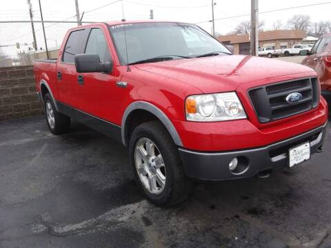 2008 Ford F-150 for sale at Village Auto Outlet in Milan IL