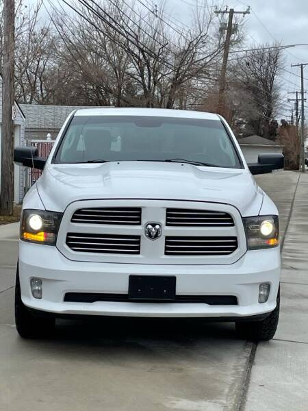 2013 RAM Ram Pickup 1500 for sale at Suburban Auto Sales LLC in Madison Heights MI