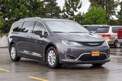 2018 Chrysler Pacifica for sale at Washington Auto Credit in Puyallup WA