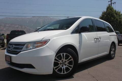 2012 Honda Odyssey for sale at REVOLUTIONARY AUTO in Lindon UT