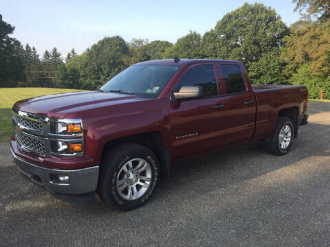 2014 Chevrolet Silverado 1500 for sale at Hutchys Auto Sales & Service in Loyalhanna PA