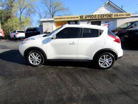2013 Nissan JUKE for sale at American Auto Group Now in Maple Shade NJ