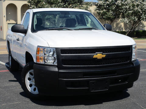 2013 Chevrolet Silverado 1500 for sale at Ritz Auto Group in Dallas TX