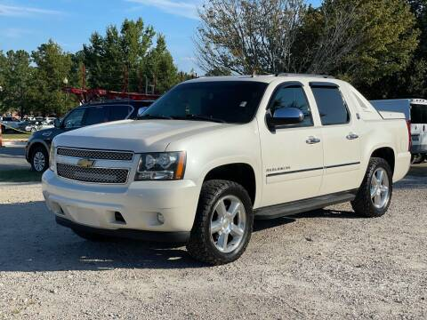 2013 Chevrolet Avalanche for sale at DAB Auto World & Leasing in Wake Forest NC
